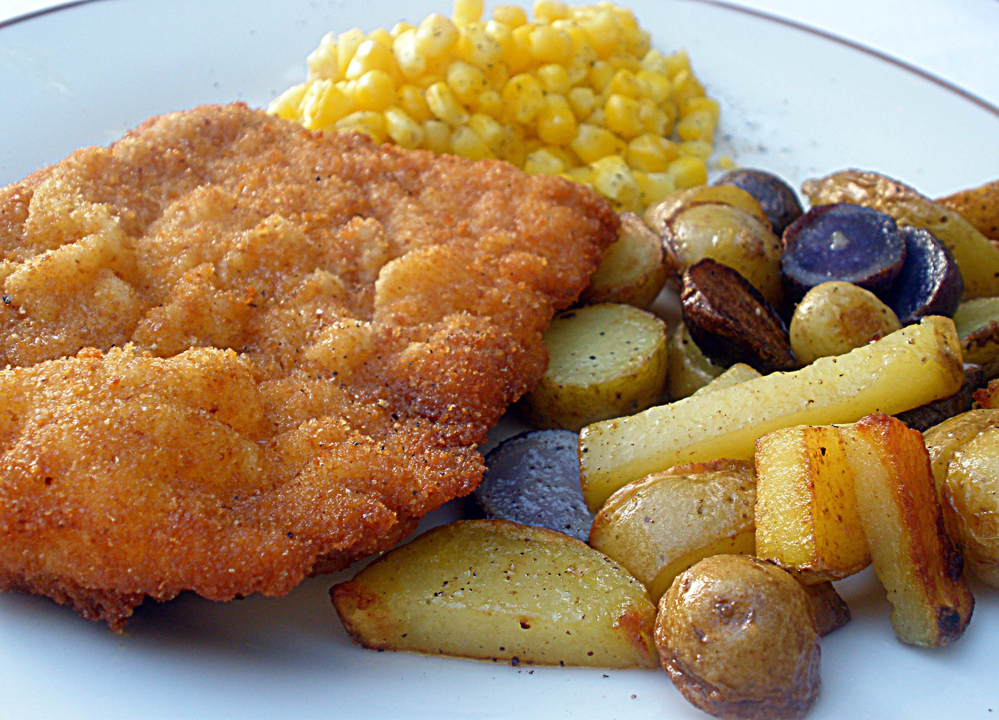 Breaded Pork Cutlets (Pork Schnitzel) – the Shar-Pei of pork ...
