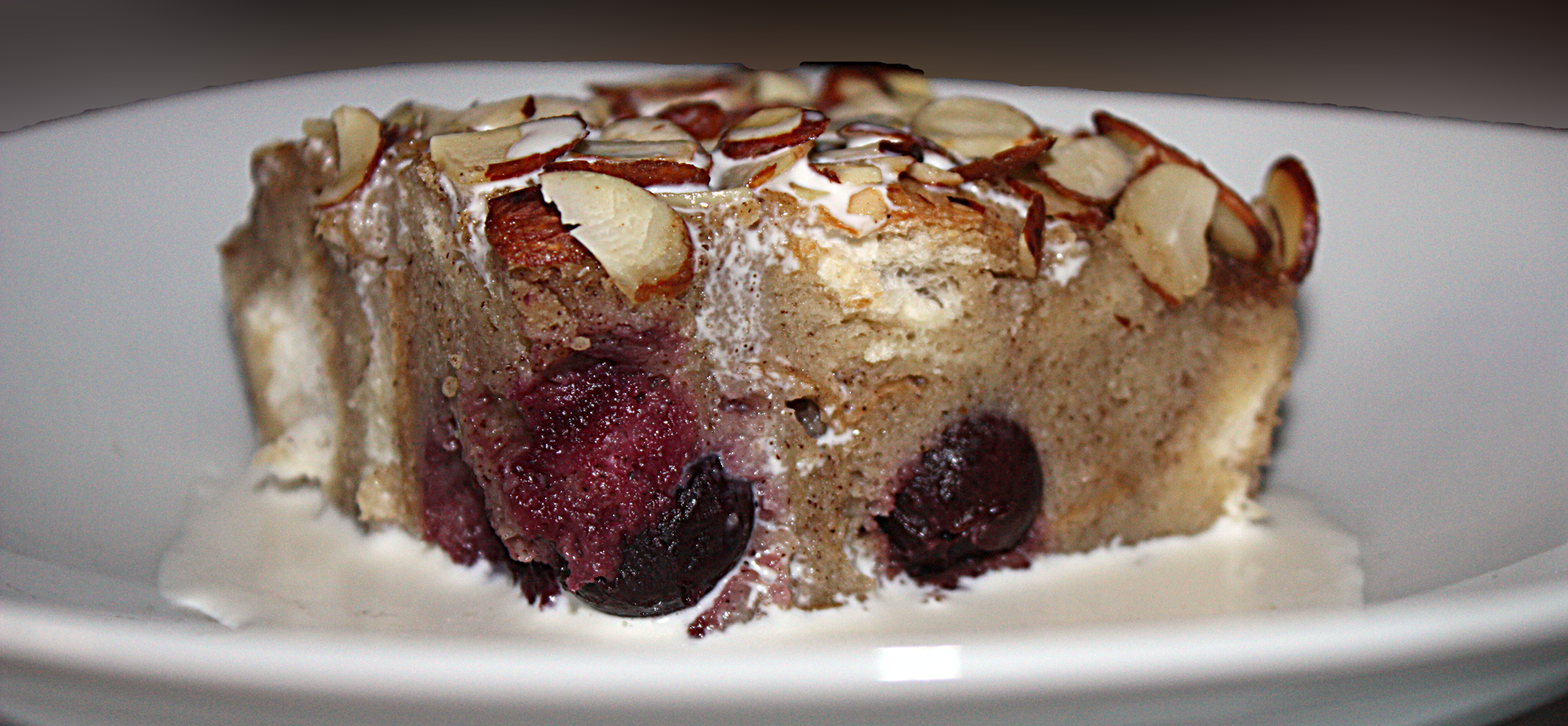 ... Bread Pudding Capital of the World – Las Vegas Cherry Almond Bread