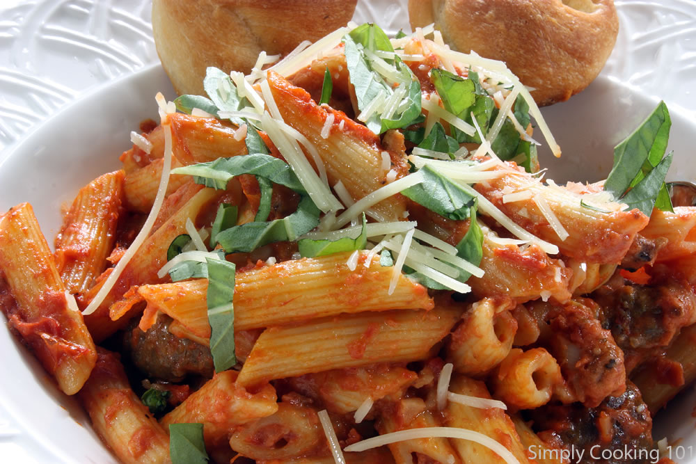 Vodka pasta recipe rachael ray