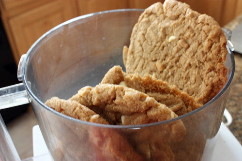 Cookies In The Food Processor
